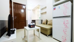 Modern 2BR Northland Apartment near Ancol