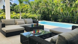 BRAND NEW LUXURY VILLA IN PUNTA CANA VILLAGE