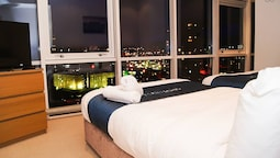 The Luxury City View Apartment
