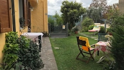 House With one Bedroom in Camaiore, With Wonderful Mountain View, Priv