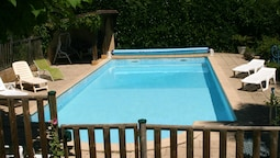 Villa With one Bedroom in Sarlat-la-canéda, With Private Pool, Enclose