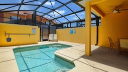 Paradise Palms- 4 Bed Townhome w/Splashpool-3044PP