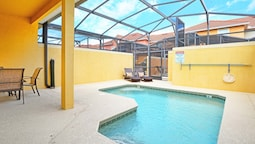 Paradise Palms- 4 Bed Townhome w/Splashpool-3057PP