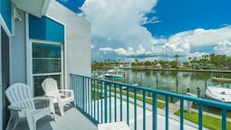 Madeira Beach Yacht Club 329G - Two Bedroom Condo