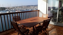 Apartment With 2 Bedrooms in Agde, With Wonderful sea View, Pool Acces