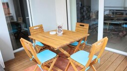 Apartment With one Bedroom in Annecy, With Furnished Balcony and Wifi