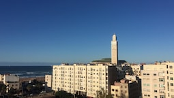 Apartment With 2 Bedrooms in Casablanca - 2 km From the Beach