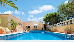 Villa With 4 Bedrooms in Almancil, With Private Pool, Enclosed Garden