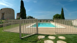 Villa With 3 Bedrooms in Ventenac-cabardès, With Wonderful Mountain Vi