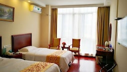 GreenTree Inn NanJing South Railway Station South Square Express Hotel