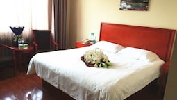 GreenTree Inn Jinan Gaoxin District Suncun New District Express Hotel