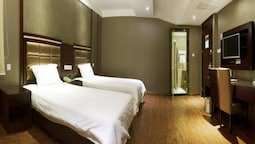 GreenTree Inn Wuhan High-Speed Rail Station Express Hotel