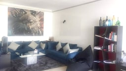 Apartment With one Bedroom in Casablanca, With Enclosed Garden and Wif
