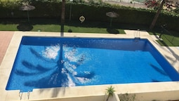 Apartment With 2 Bedrooms in Benalmádena, With Wonderful sea View, Sha