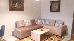 Apartment With 2 Bedrooms in Casablanca, With Wonderful sea View, Terr