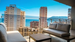 Agueda - seaview apartment in Calpe
