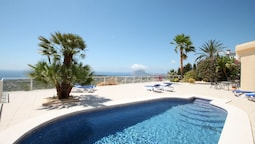 Bellavista - fantastic sea view villa in Moraira