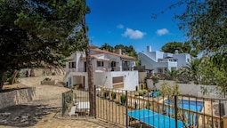Droomland - sea view villa with private pool in Moraira