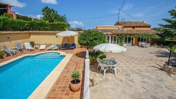 Finca Vicente - charming, Spanish finca style holiday villa in Teulada