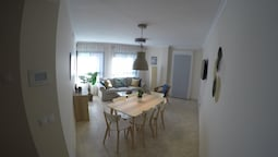 Apartment With 3 Bedrooms in Oliva, With Wonderful City View, Balcony