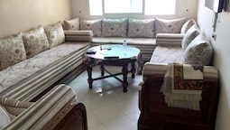 Apartment With one Bedroom in Rabat - 15 km From the Beach