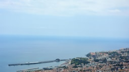 Apartment With one Bedroom in Funchal, With Wonderful sea View and Wif