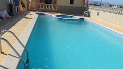 Apartment With 2 Bedrooms in Parchal, With Pool Access, Balcony and Wi