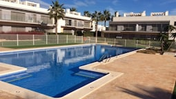 Apartment With 2 Bedrooms in Orihuela, With Pool Access, Enclosed Gard