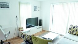 Amazing 2BR Apartment Etihad Stadium