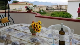 Apartment With 3 Bedrooms in Alcamo, With Wonderful sea View, Enclosed