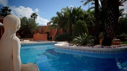 Villa With 2 Bedrooms in Torrevieja, With Private Pool, Enclosed Garde