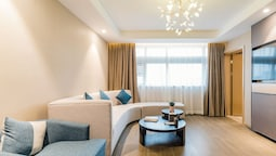 Atour Hotel Zhenda Road South Station Yantai