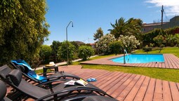 Villa for 10 in Gran Canaria Near Arucas Village