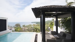 3-Bedroom Seaview Villa at Surin Beach