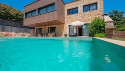 Villa With 6 Bedrooms in Calonge, With Private Pool, Enclosed Garden a
