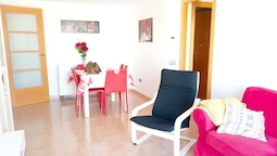 Apartment With 2 Bedrooms in Pineda de Mar, With Wonderful sea View, B