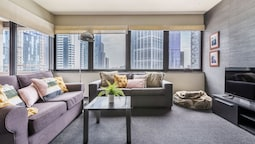 1714/250 Elizabeth - Big 2 Bedrooms - Heart of Melbourne CBD