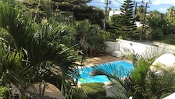 Apartment With 3 Bedrooms in Grand Baie, Pereybere, With Pool Access,