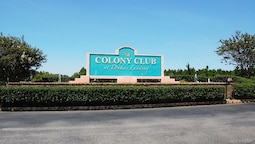Colony Club D8 - Two Bedroom Condo