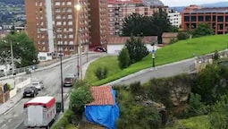 Apartment With 2 Bedrooms in Oviedo, With Wonderful Mountain View and