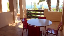 Apartment With 2 Bedrooms in Benalmádena, With Wonderful sea View, Poo