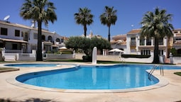 La Mata Beach Bungalow Beautiful Pool