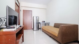 Spacious 2BR Pluit Seaview Apartment