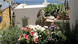 Apartment With one Bedroom in Ano Syros, With Wonderful sea View, Furn