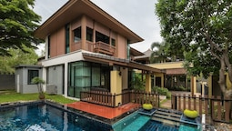 3 Bedroom Privatevilla With Pool V99 in Pattaya