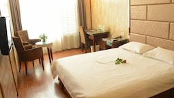 GreenTree Inn Changzhou Xinbei District Taihu Road Wanda Square Expres
