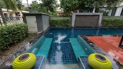3 Bedroom Private Villa With Pool V18 in Pattaya