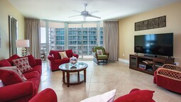 Spacious Two Bedroom Condo With Gulf Views - Unit Crc0516