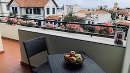 Apartment With one Bedroom in Funchal, With Wonderful City View, Furni