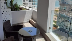 Apartment With one Bedroom in Casablanca, With Wonderful sea View, Enc